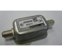 Режекторный фильтр RF 8.11кан. (14дБ)