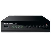 Приемник DVB-T2 World Vision T 62A