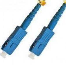 Оптический патчкорд SC/UPC-SC/UPC 9.5/125 - 3,0м (Simplex)
