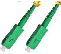 Оптический патчкорд SC/APC-SC/APC 9.5/125 - 3.0м (Simplex)