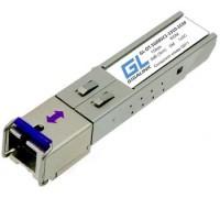 Модуль SFP GL-OT-SG08SC1, WDM, 1Гбит/с, 8дБ, (3км), TX1550нм, RX1310нм, SC