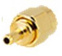 Штекер SMA на кабель RG-58 под обжим gold