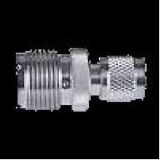 Переходник штекер mini UHF – гнездо UHF