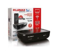 Приемник DVB-T2 Lumax DV1115HD
