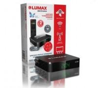 Приемник DVB-T2 Lumax DV2104HD
