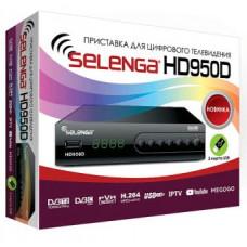 Приемник DVB-T2 Selenga HD 950D