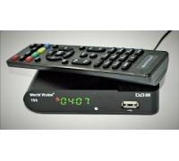 Приемник DVB-T2 World Vision T63