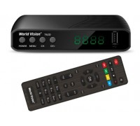 Приемник DVB-T2 World Vision T 64D