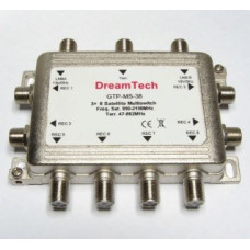 MS 38 DreamTech 3x8
