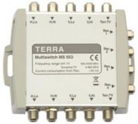 MS 553 TERRA проходной 5x4
