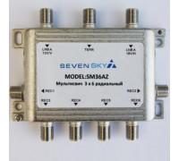 SM 36Z  3х6 активный 10 дБ